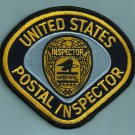 Unites States Postal Inspector Police Patch