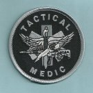 GRAY Tactical Medic Patch