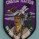 Oneida Nation New York Tribal Casino Security Police Patch