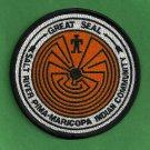 Salt River Pima Arizona Tribal Seal Patch