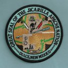 Jicarilla Apache Nation New Mexico Tribal Seal Patch