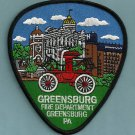 Greensburg Pennsylvania Fire Patch