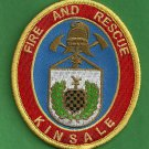 Kinsale Ireland Fire Patch