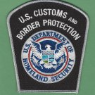 Department of Homeland Security U.S. Customs & Border Protection Patch