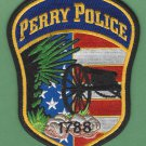 Perry South Carolina Police Patch