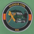 Spain Guardia Civil GRS Riot Control Police Patch