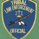 Bureau of Indian Affairs Tribal Law Enforcement Official Patch