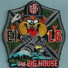 Hartford Fire Department Engine 1 Ladder 6 Fire Company Patch