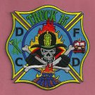 District of Columbia Fire Department Truck Company 15 Fire Patch