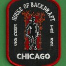 Chicago Fire Department Engine 65 Truck 52 Fire Company Patch