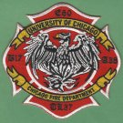 Chicago Fire Department Engine 60 Tower Ladder 37 Fire Company Patch