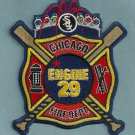 Chicago Fire Department Engine Company 29 Fire Patch