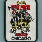 Chicago Fire Department Truck Company 32 Patch