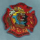 Philadelphia Fire Department Engine 40 Ladder 4 Company Patch
