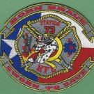 Houston Fire Department Station 73 Company Patch
