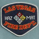 Las Vegas Fire Department Hazardous Materials Response Team Patch