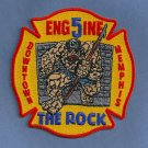 Memphis Fire Department Engine Company 5 Patch