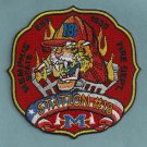 Memphis Fire Department Engine Company 18 Patch