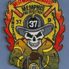 Memphis Fire Department Engine Company 37 Patch