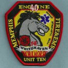 Memphis Fire Department Engine Company 40 Patch