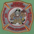 Memphis Fire Department Engine 13 Rescue 1 Company Patch