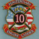Jacksonville Fire Department Station 10 Company Patch