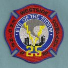 Jacksonville Fire Department Engine Company 25 Patch