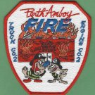 Perth Amboy Fire Department Station 2 Company Patch