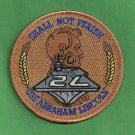 CVN-72 USS ABRAHAM LINCOLN PATCH