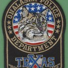 Onalaska Texas Police Patch