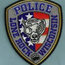 Lone Rock Wisconsin Police Patch