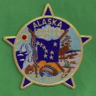 Alaska State Trooper 50th Anniversary Police Patch