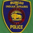 Bureau of Indian Affairs Police Patch