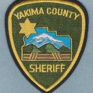 Yakima County Sheriff Washington Police Patch