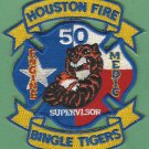 Houston Fire Department Station 50 Company Patch