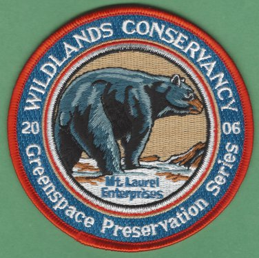 Pennsylvania Game Commission 2006 Greenspace Preservation Series Patch