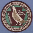 Susquehanna Rovers Volksmarch Club 1993 Patch