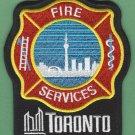 Toronto Ontario Canada Fire Patch