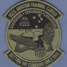 United States Coast Guard Aviation Training Center Patch