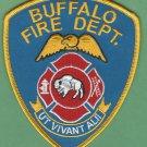 Buffalo New York Fire Patch