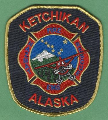 Ketchikan Alaska Fire Patch