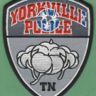 Yorkville Arkansas Police Patch