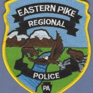 Eastern Pike Pennsylvania Police Patch