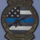San Juan County Sheriff Utah Police Tracking Team Patch