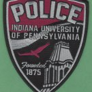 Indiana University of Pennsylvania Police Patch