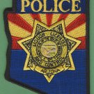 Arizona State Liquor Control Police Patch