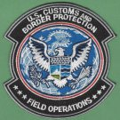 U.S. Customs & Border Protection Field Operations Patch