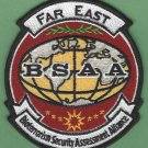 Resident Evil Far East BSAA Bioterrorism Security Assessment Alliance Patch