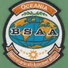Resident Evil Oceana BSAA Bioterrorism Security Assessment Alliance Patch