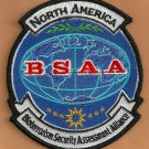Resident Evil North America BSAA Bioterrorism Security Assessment Alliance Patch